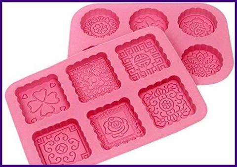 Stampi dolci silicone