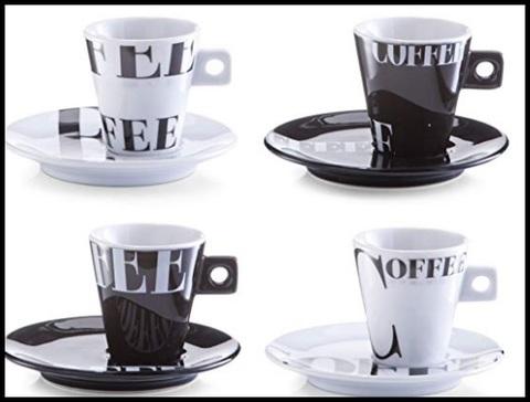 Tazze caffè particolari