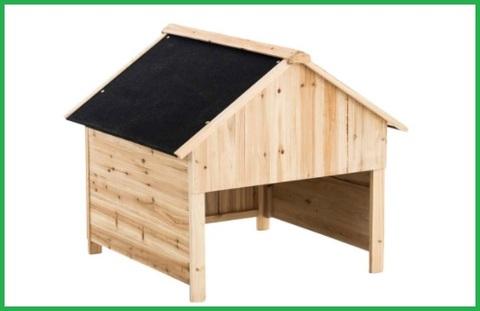 Box Per Cani Da Esterno In Legno