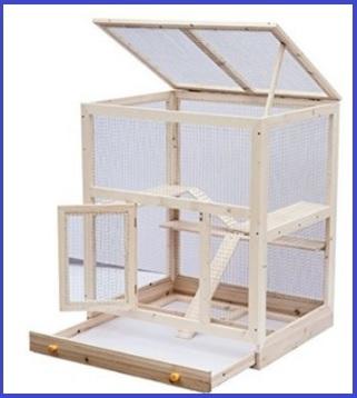 Gabbie per animali domestici casette in legno prodotti for Piccoli piani domestici vittoriani