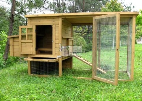 Gabbia Enorme Per Conigli E Animali Con Recinto