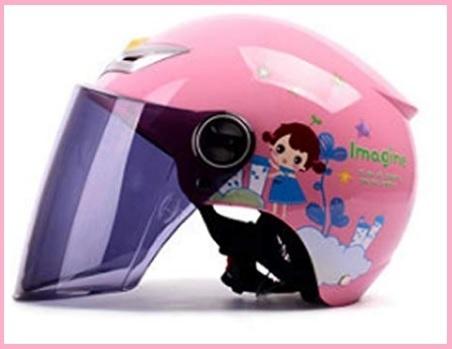 Casco Moto Per Bambini 6 Anni