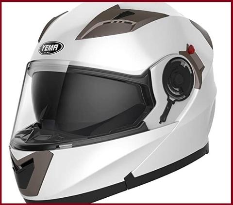 Casco Moto Integrale Omologato