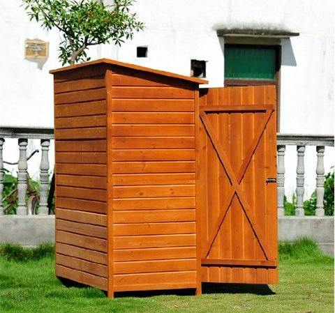Casetta in legno per esterno ripostiglio da giardino
