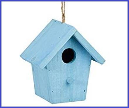 Casette per uccelli da giardino