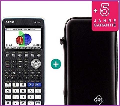 Casio fx cg50 custodia