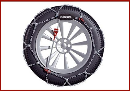 Catena da neve michelin autotensionante
