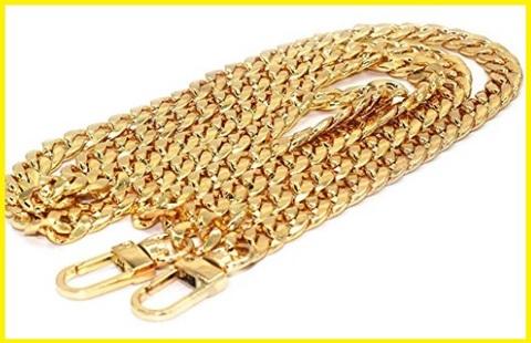 Catenella borsa oro tracolla