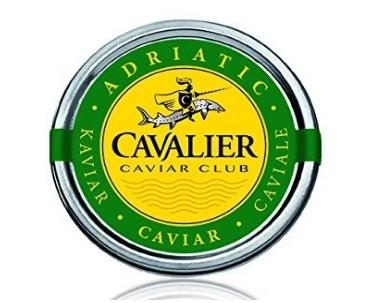 Caviale unico cavalier adriatic club 50 gr