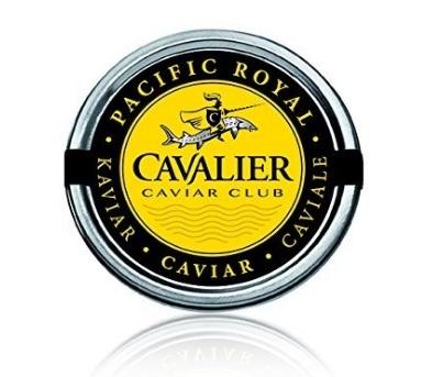Caviale pacific caviar club 250 gr