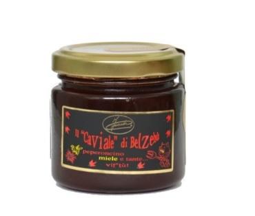 Caviale di belzebù confezione da 110 gr