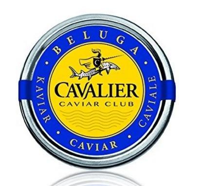 Caviale beluga caviar club da 30 gr