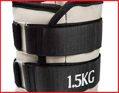 Cavigliere Pesi 1,5 Kg Sport