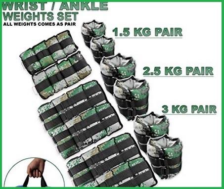 Cavigliere pesi esercizi con cinghia