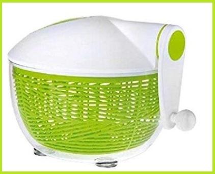 Centrifughe per insalata plastica
