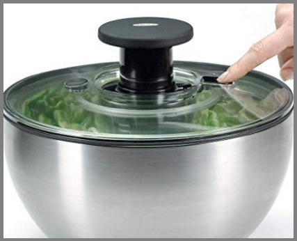 Centrifughe per insalata acciaio inox