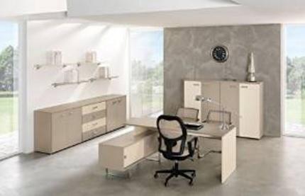 Ufficio moderno e contemporaneo