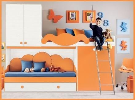 Camerette moderne per bambini e ragazzi garda