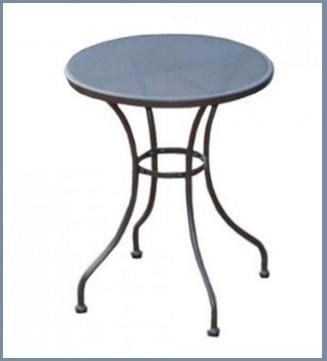 Tavolini in ferro classico