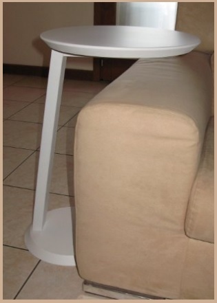 Tavolino pieghevole e moderno