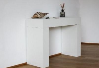 Tavolo consolle allungabile bianco grandi sconti - Tavolo allungabile granada a1 ...