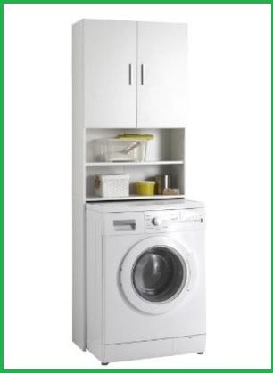 Arredi per bagni piccoli e grandi grandi sconti centro for Mobile sopra lavatrice