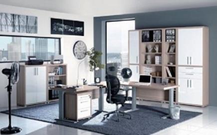 Ufficio completo dallo stile contemporaneo grandi sconti for Ufficio completo