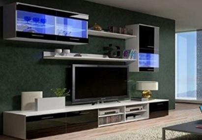 Mobile moderno sospeso per salotto o soggiorno | Grandi ...