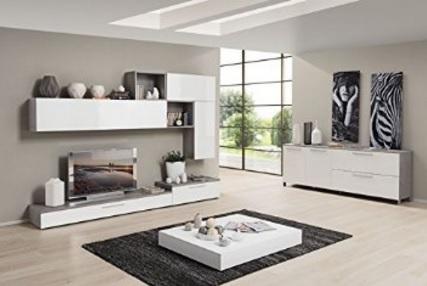Soluzione arredo moderno per il soggiorno