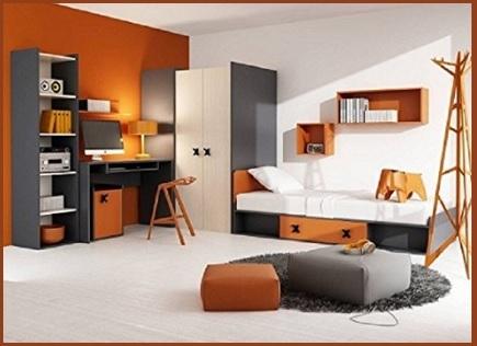 Cameretta con ampio letto a castello grandi sconti centro arredamenti moderni - Cameretta con letto a castello ...