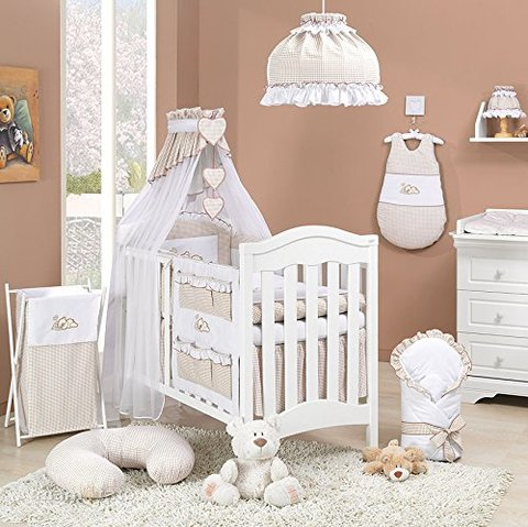 Cameretta baby bianca