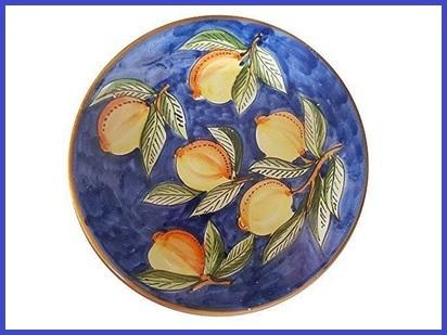 Ceramica Artistica Centrotavola Decorativa