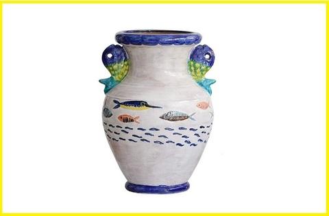 Ceramica Artistica Made In Italy Colorata