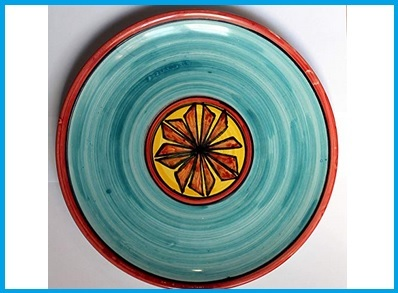 Ceramica Artistica Moderna Dipinta