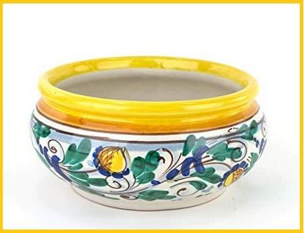 Ceramica Artistica Siciliana Colorata