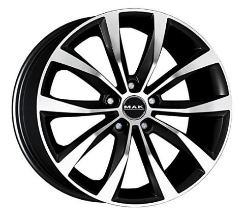 Cerchi In Lega Auto Mak Wolf Black Mirror