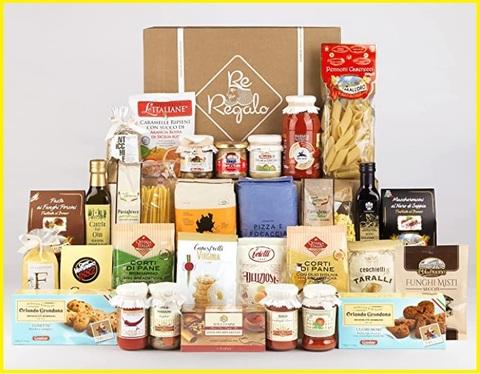 Cesto di natale enogastronomico prodotti italiani