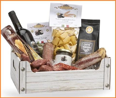 Cestino natalizio regalidea italia