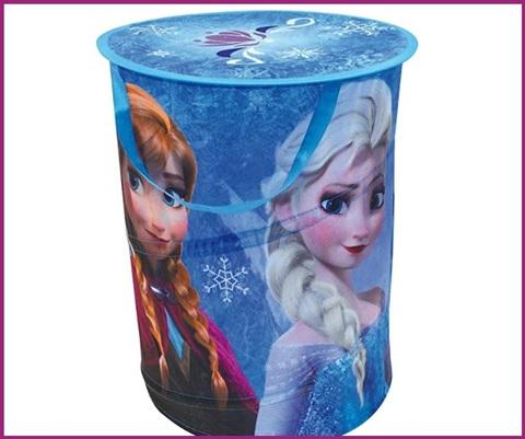 Contenitore frozen portagiochi