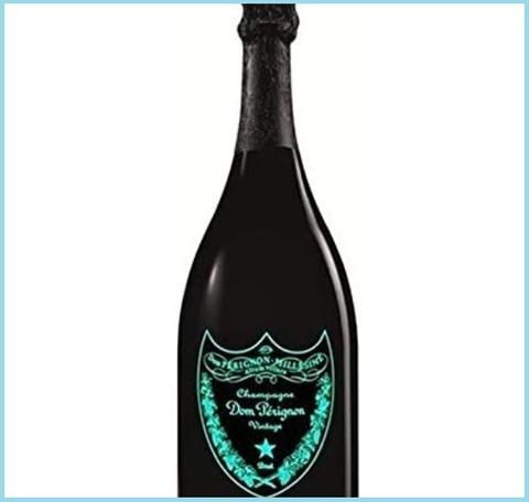 Champagne Dom Perignon Luminous