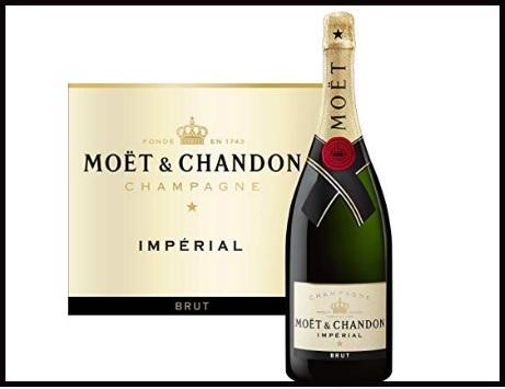 Champagne Moet Chandon Magnum