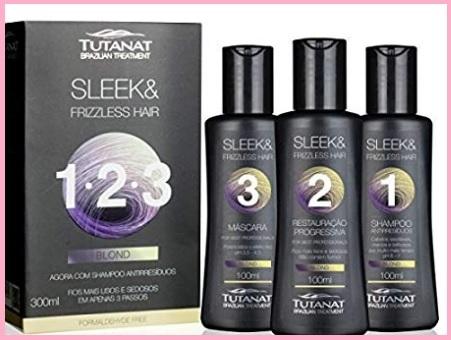 Cheratina per capelli trattamento lisciante permanente