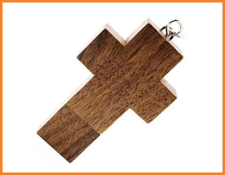 Chiavetta usb 2.0 a forma di croce