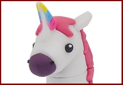 Chiavetta usb pendrive unicorno