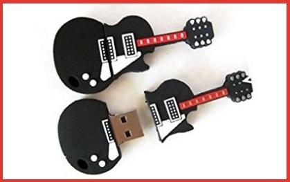 Chiavetta usb originale chitarra