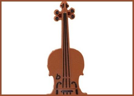 Pen drive violino usb