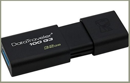 Chiavette Usb 32 Gb 2.0 Kingston