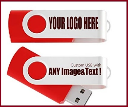 Chiavette usb personalizzate logo