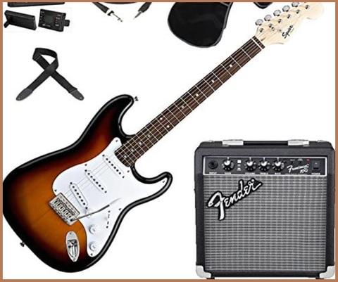 Chitarra Elettrica Con Amplificatore
