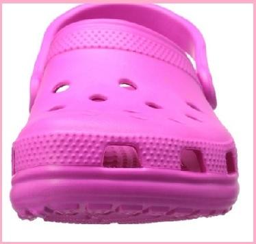 Ciabatte crocs per donne rosa